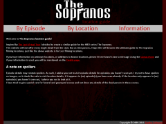 The Sopranos location guide